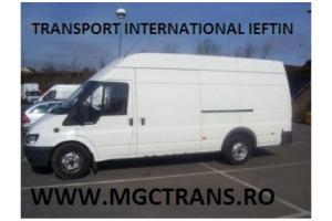 Transport mobila international