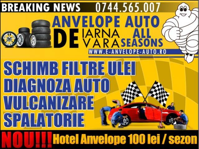 Anvelope Auto Schimb Ulei Revizii Diagnoza Auto Hotel Anvelope