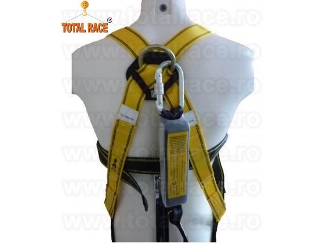 Kit profesional de protectie la lucrul la inaltime pentru schele