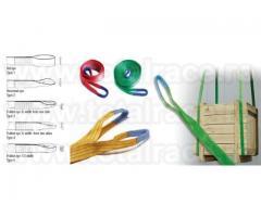 Dispozitive si echipamente ridicare cu chingi