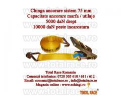 Sufe arimare marfa 10 tone 75 mm 12 metri