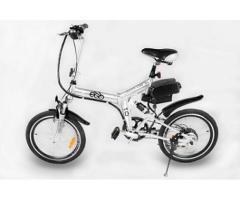250W biciclete electrice E-GO! Pliabila rapid 20 inch