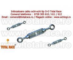 Intinzator cablu cu doua ochiuri M8 Total Race