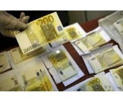 ofere împrumuturi între serios și de încredere de 100% în particular