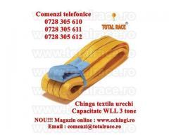 Chinga ridicare urechi 3 tone 10 metri, productie UTX Olanda