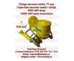 Chingi de ancorare marfa transport agabaritic 10 tone 6 metri