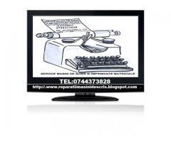 Service masini de scris si consumabile, rapid si convenabil.