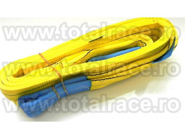 Sisteme de ridicare cu chinga / sufa textila Total Race