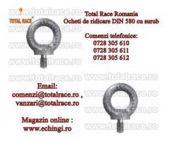 Inel tata conform DIN 580 M14 stoc Bucuresti Total Race