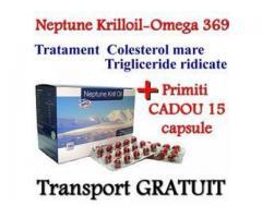 Neptune Krilloil-Omega 369, Original Canada