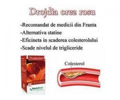 Tratament pentru scaderea colesterolului si trigliceridelor