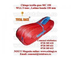 Sufe textile urechi 5 tone 4 metri latime 150 mm
