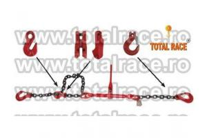 Dispozitive ancorare din lant pentru utilaje militare