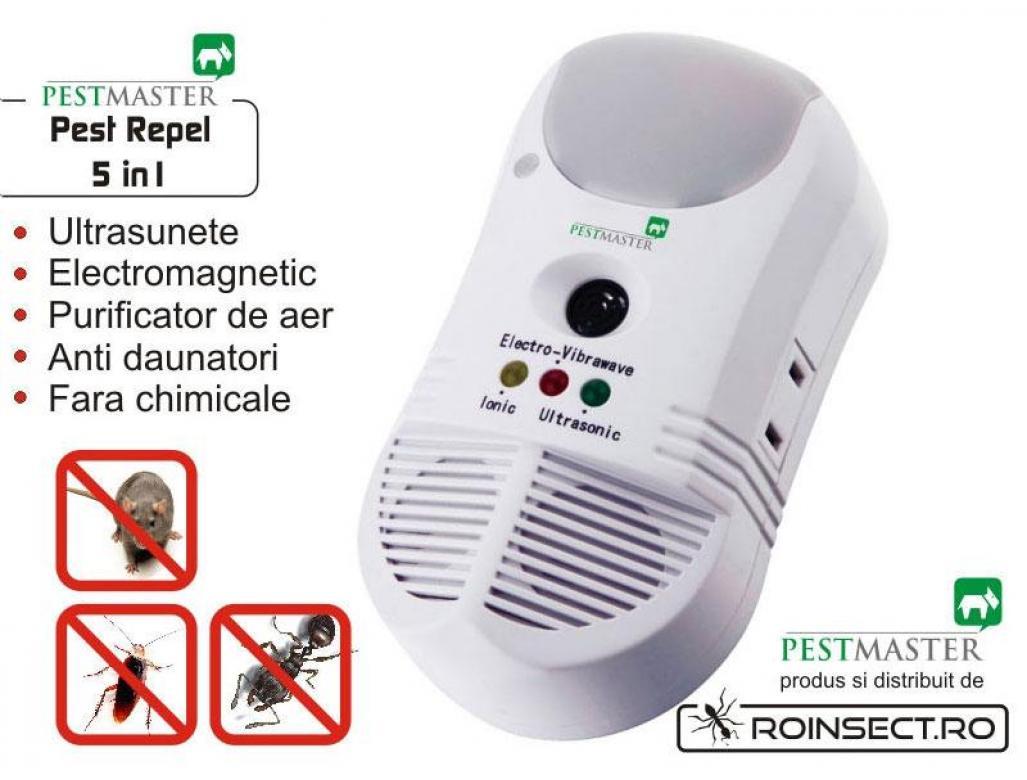 Aparat antirozatoare si ionizator