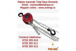 Macara cu lant pentru manevrare sarcini Total Race