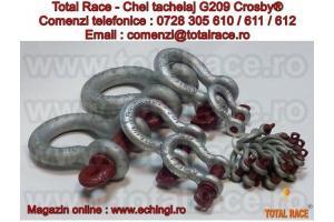 Gambeti / shackles pentru uz industrial G209 Crosby