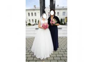 Vand rochie de mireasa de la Salonul Woman Princess Baia- Mare
