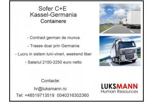GERMANIA SOFER TIR-2200 euro neto