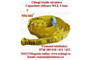 Sufe textile circulare 3 tone 2 metri
