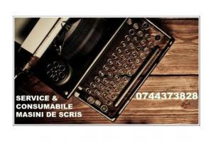 Reparatii&servisare masini de scris