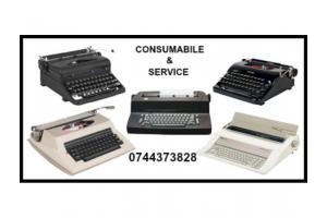 Consumabile&Service masini de scris.