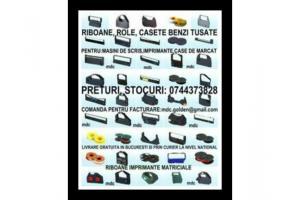 Role&benzi ptr. masini de scris, imprimante matriciale