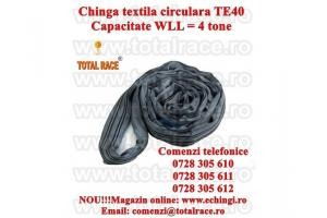 Sufe textile circulare 4 tone 1 metru