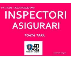 Recrutam inspectori-asistenti-brokeri de asigurari