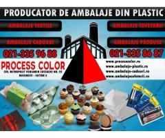 Ambalaje Din Plastic | Ambalaje Cadouri | Ambalaje Cofetarii | Process Color