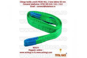 Chingi ridicare textile cu urechi