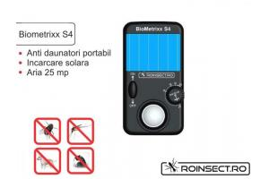 Biometrixx S4 portabil