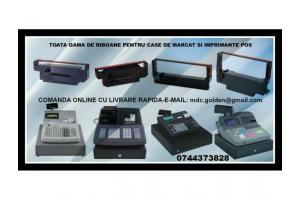 Riboane ptr.imprimante pos, case de marcat, masini de scris, imprimante matriciale.