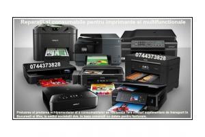 Reparatii si consumabile pentru imprimante si multifunctionale.