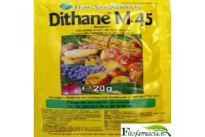 fungicid de contact Dithane M 45