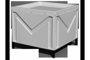 Tarabe pentru piete pe structura metalica