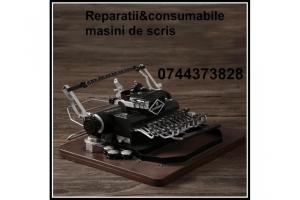 Reparatii si Consumabile ptr.masini de scris 0744373828 .