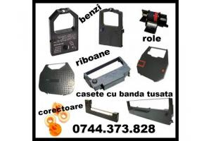 Riboane masini de scris marcile: Brather, Canon, Olivetti,  Panasonic, Sharp, Smith Corona