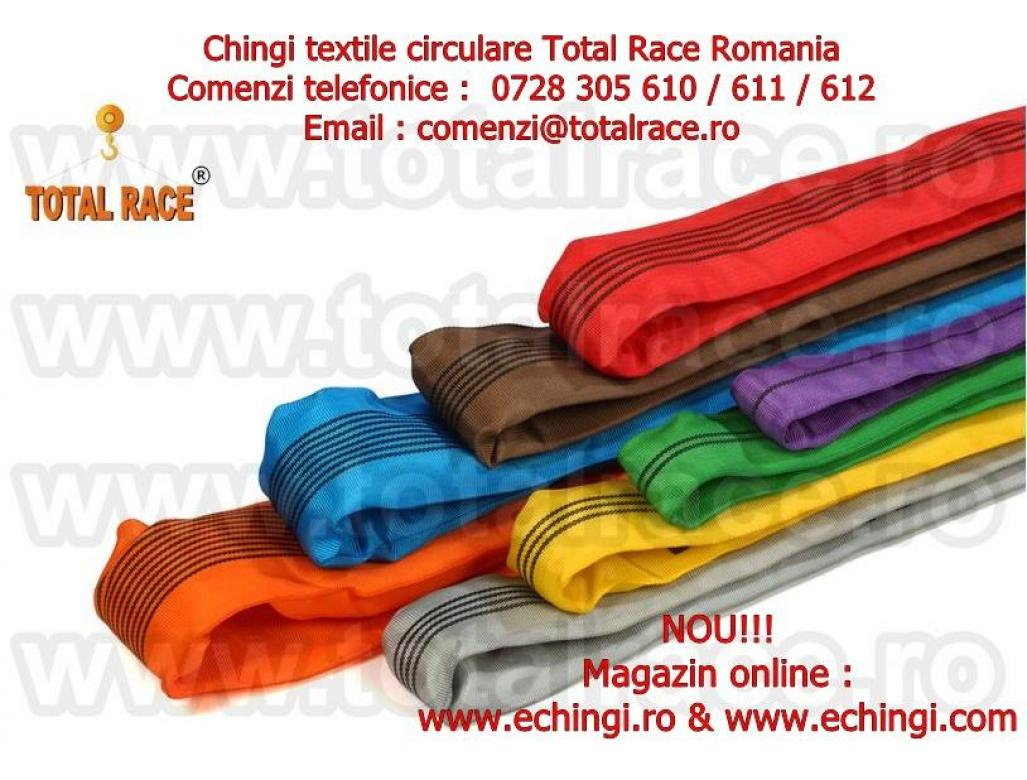 Chingi macarale si dispozitive de ridicare Total Race