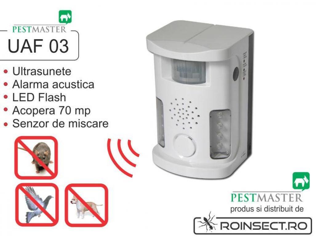 aparat cu alarma  acustica si senzor de miscare