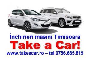 Inchirieri masini Timisoara