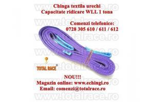 Sufe textile urechi 1tona 8 metri