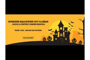 Weekend Halloween Bran - 2017
