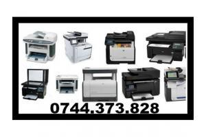 Service si consumabile ptr. imprimante si multifunctionale.