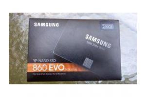 "SSD Samsung 860 EVO, 250GB, 2.5"", SATA III"