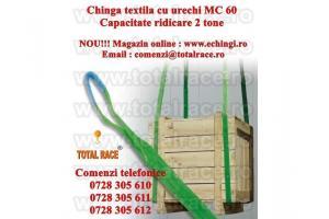 Sufe ridicare textile urechi 2 tone 2 metri