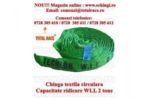 Chinga textila ridicare circulara 2 tone 2 metri