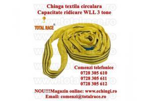 Chinga ridicare circulara 3 tone 2 metri, productie UTX Olanda