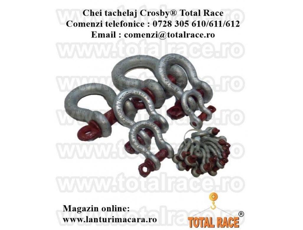 Chei tachelaj omega G209 Crosby® Total Race