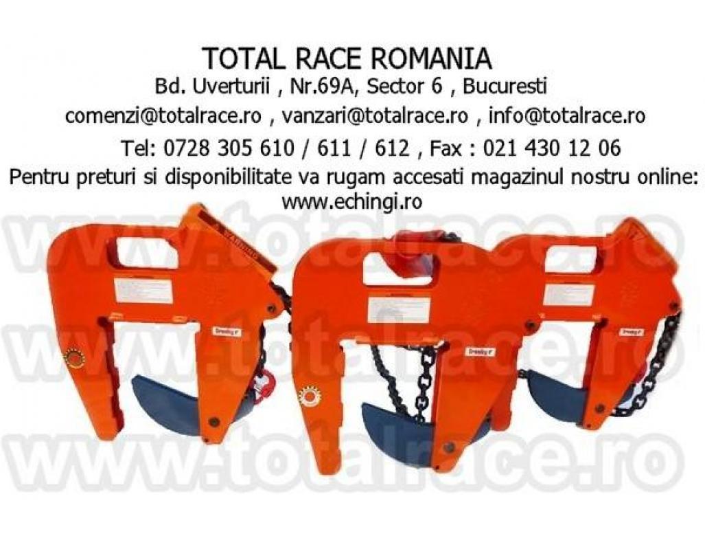 Clesti de ridicat , dispozitive de ridicat productie Crosby Total Race