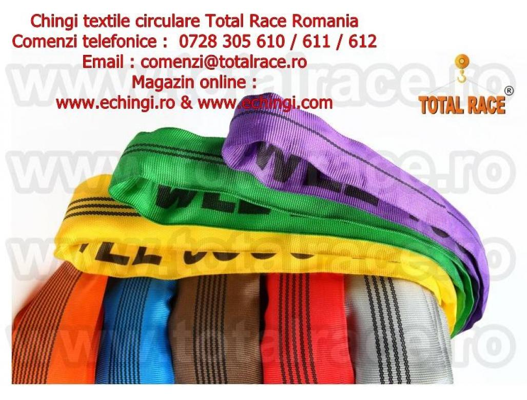 Chinga textila circulare capacitati mari livrare stoc Bucuresti